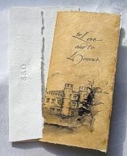 Handgefertigte Hochzeitseinladungen - Kalligraphie, Aquarell, Style ...